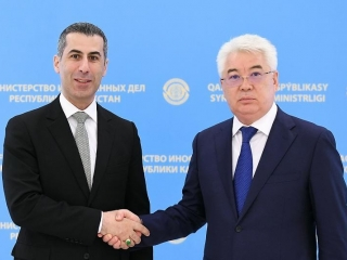 Lebanon thanks Kazakhstan for contribution to Intra-Syrian talks