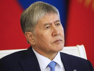 Kyrgyzstan's ex-President Atambayev surrenders to authorities
