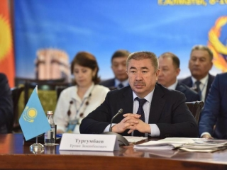 Minister of Internal Affairs meets with colleagues from Kyrgyzstan, Tajikistan and Uzbekistan