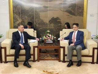 Preparations for Kazakh President's visit to China discussed in Beijing