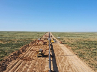 75% of Saryarka gas pipeline already laid – KMG