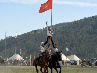 National Nomad Games to begin in Sept in Kyrgyzstan