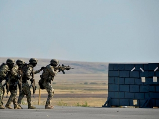 Military snipers to vie for Int'l Cup Altyn uki-2019 in Kazakhstan
