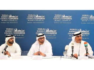 24th World Energy Congress to see largest attendance in Abu Dhabi