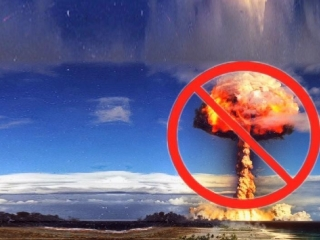 Closure of Semipalatinsk Nuclear Test Site is a historical decision of Nursultan Nazarbayev