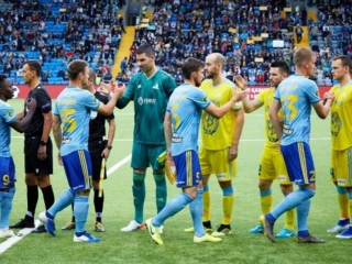 BATE to face Astana in UEFA Europa League playoff second leg