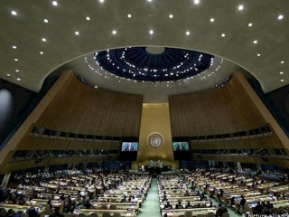 UN General Assembly adopts resolution on cooperation with SCO