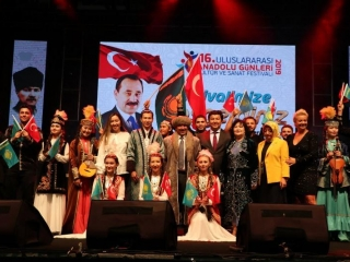Kazakhstan Days held in Ankara