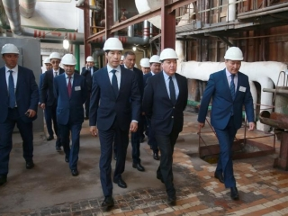 PM makes working visit to W Kazakhstan rgn