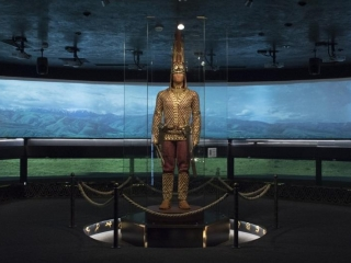 «Golden Man» to be showcased in Ankara