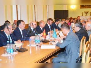 CSTO holds consultations on UNGA agenda