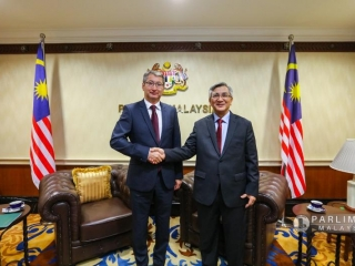 Friendship Group with Kazakhstan to be established in Malaysian Parliament
