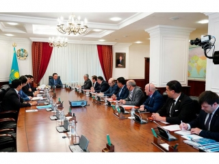Kazakhstan, Turkey debate new joint investment projects