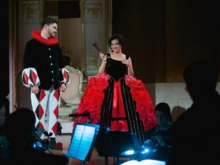 Astana Opera tours to St. Petersburg