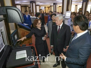 Vice PM pays working trip to Almaty