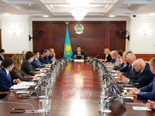 Investment Climate Improvement Council convenes in Kazakh capital