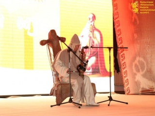 Korkyt and the Great Steppe melodies festival kicks off in Kazakhstan