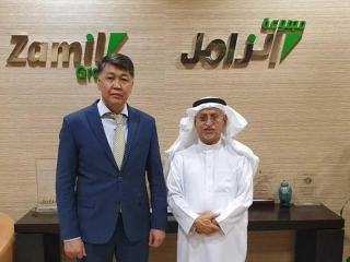 Saudi Arabia's Zamil Group Holding Co interested in coop with Kazakhstan