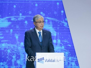 Time came to discuss transformation of CICA into organization- Tokayev