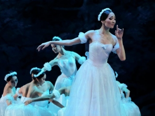 Abay Kazakh State Academic Opera and Ballet Theatre at London Coliseum