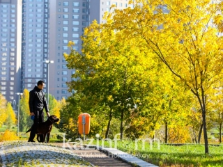Kazakhstanis to enjoy summerlike weather on Oct 8