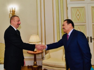 Azerbaijani FM receives newly appointed ambassador of Kazakhstan