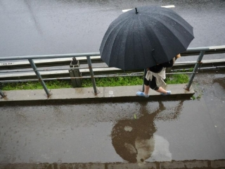 Wet weather returns to Kazakhstan
