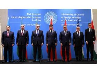 FMs of Turkic Speaking Countries welcome Uzbekistan's accession to Council