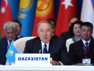 Nazarbayev suggests developing Turkic Vision 2040 Programme