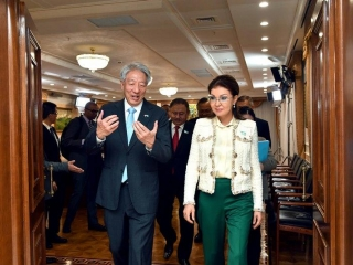 Senate Speaker urges Singapore to expand economic ties with Kazakhstan