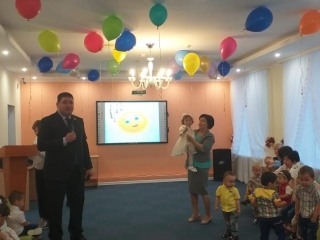 Free rehabilitation group unveils at children's home in Nur-Sultan