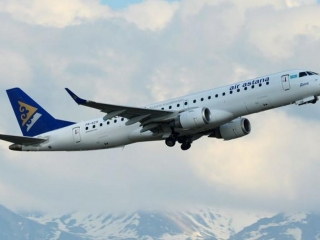 Air Astana presented first Airbus A321 Long Range aircraft at ceremony in Nur-Sultan