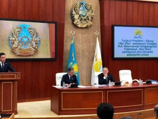 Majilis deputies consider Nur Otan pre-election campaign