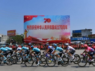 Gree-Tour of Guangxi. Kudus sprints into Top 10, day before Queen Stage