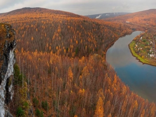 Senate Speaker proposed to consider status of the Ural River