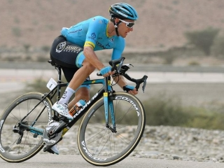 Yevgeniy Gidich continues with Astana Pro Team