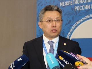 Agrts worth $40mn signed on 1st day of Kazakh-Russian Interregional Coop Forum