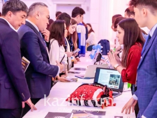 More than 800 young startuppers present their projects in Almaty
