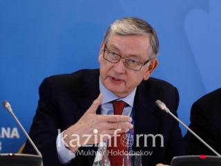 Ex-President of Slovenia notes Kazakhstan's vast experience in conflict resolution
