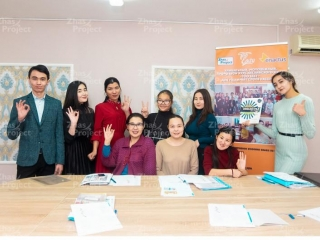 84 social projects implemented as part of Zhas Project in Almaty