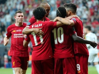 Football: Liverpool beat Man City to extend lead on top