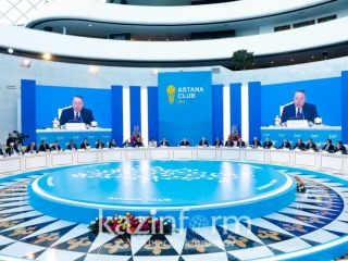 Elbasy suggests creating Global Alliance of leaders for nuclear-free world