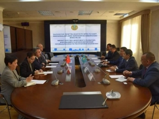 Kazakhstan and Turkey intend to strengthen space cooperation