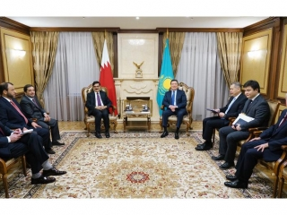 Kazakhstan, Qatar can step up cooperation in many spheres – PM