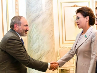 Dariga Nazarbayeva, Nikol Pashinyan consider expanding export of Kazakhstani products to Armenia