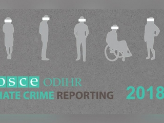 Over 5700 hate crimes reported in 2018, OSCE report