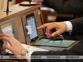 Two chambers of Belarus new parliament to hold session on 6 Dec