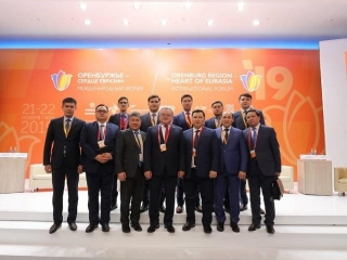 Kazakhstan, Russia cross-border cooperation development discussed at forum in Orenburg