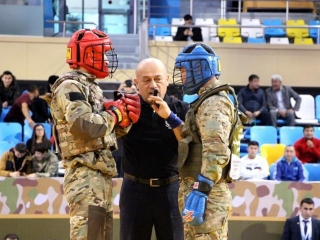 Hand-to-Hand Fighting Int'l Tournament kicks off in Nur-Sultan