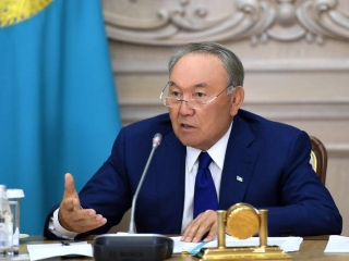 Nursultan Nazarbayev attends Consultative Meeting in Tashkent